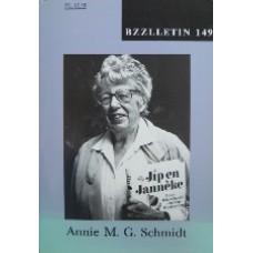 BZZLLETIN 149, Annie M.G. Schmidt