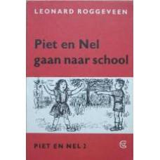 Piet en Nel gaan naar school